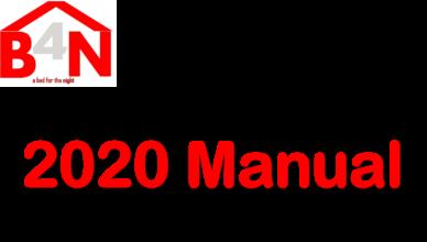 2020 Manual